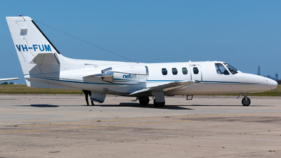 VH-FUM - Cessna 501 Citation SP - NetJet