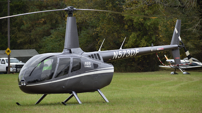 N573DF - Robinson R66 Turbine - Private