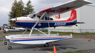 N185HS - Cessna A185F Skywagon - United States - US Air Force Civil Air Patrol