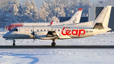 A picture of SEISG - Saab 340B - Air Leap - © Laszlo Fekete