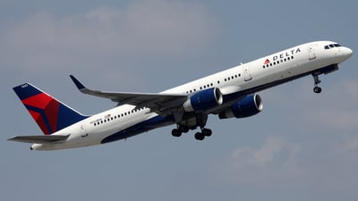 N553NW - Boeing 757-251 - Delta Air Lines