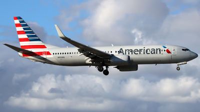 A picture of N890NN - Boeing 737823 - American Airlines - © Xiamen Air 849 Heavy