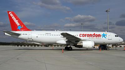 ES-SAL - Airbus A320-214 - Corendon Airlines (SmartLynx Estonia)