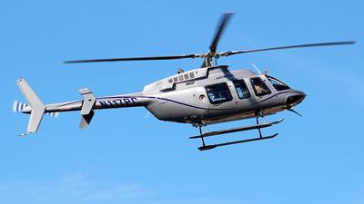 A picture of N117PC - Bell 407 - [54713] - © César Vielman