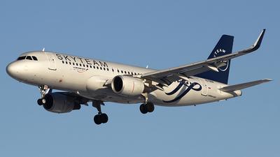 A picture of VQBRW - Airbus A320214 - Aeroflot - © Airyura