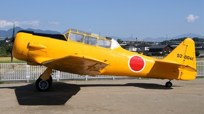 52-0041 - North American T-6G Texan - Japan - Air Self Defence Force (JASDF)