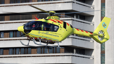 LN-OUD - Airbus Helicopters H135 - Norsk Luftambulanse