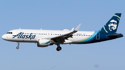 N365VA - Airbus A320-214 - Alaska Airlines