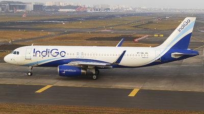 A picture of VTIAL - Airbus A320232 - IndiGo - © Akshay M