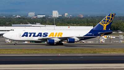 N486MC - Boeing 747-45EF(SCD) - Atlas Air