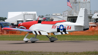 N900PP - Vans RV-8A - Private