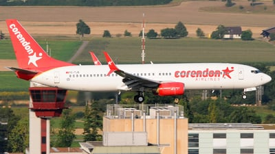 TC-TJS - Boeing 737-81B - Corendon Airlines
