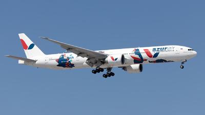 VQ-BZY - Boeing 777-31HER - Azur Air