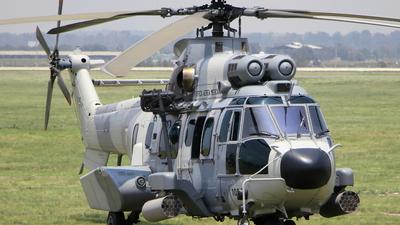 1008 - Eurocopter EC 725 Super Cougar - Mexico - Air Force
