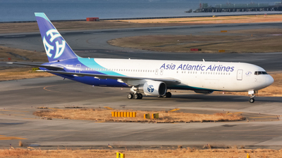 HS-AAC - Boeing 767-322(ER) - Asia Atlantic Airlines