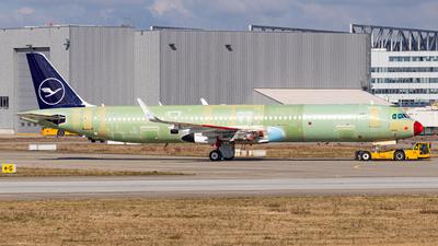 D-AVYU - Airbus A321-271NX - Airbus Industrie