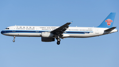 B-6273 - Airbus A321-231 - China Southern Airlines