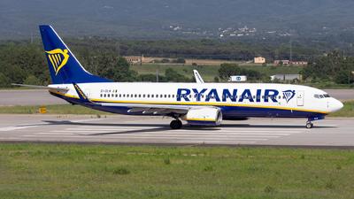 A picture of EIDLN - Boeing 7378AS - Ryanair - © Ramon Jordi