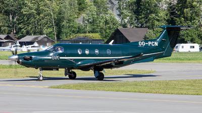 OO-PCN - Pilatus PC-12/47E - European Aircraft Private Club (EAPC)