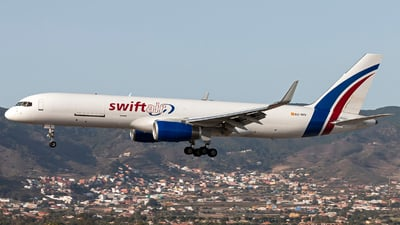 EC-NIV - Boeing 757-223(PCF) - Swiftair