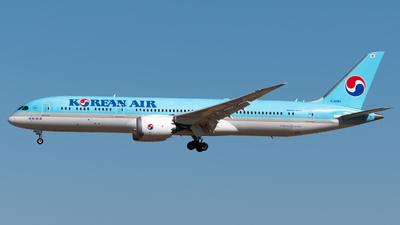 HL8084 - Boeing 787-9 Dreamliner - Korean Air