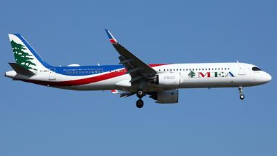 A picture of T7ME4 - Airbus A321271NX - MEA - © D.Kleintz