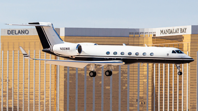 N88WR - Gulfstream G550 - Private