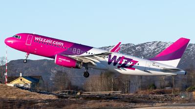 HA-LYK - Airbus A320-232 - Wizz Air