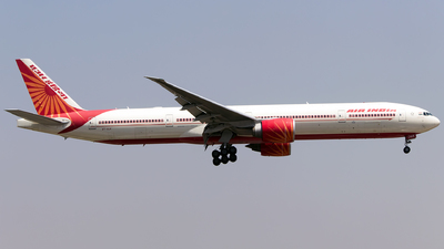 VT-ALK - Boeing 777-337ER - Air India