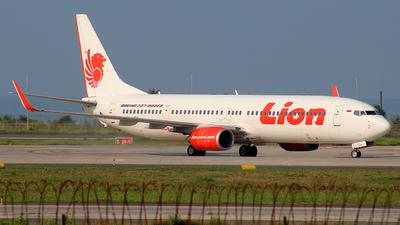 PK-LGU - Boeing 737-9GPER - Lion Air