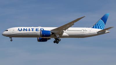 A picture of N28987 - Boeing 7879 Dreamliner - United Airlines - © Gerrit Griem