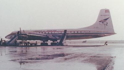 CU-T671 - Bristol Britannia 175 - Cubana de Aviación