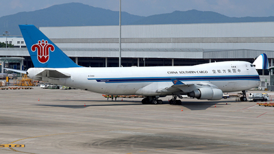 B-2461 - Boeing 747-41BF(SCD) - China Southern Airlines