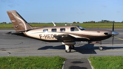 F-HEDG - Piper PA-46-500TP Malibu Meridian - Private