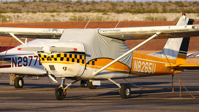 N8265U - Cessna 172F Skyhawk - Private