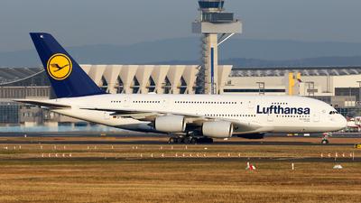 D-AIML - Airbus A380-841 - Lufthansa
