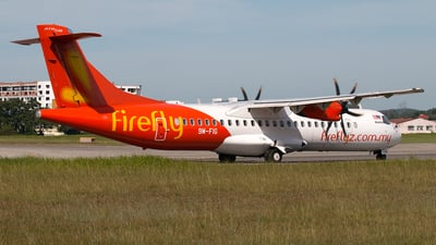 A picture of 9MFIG - ATR 72600 - [1262] - © Hon Kit