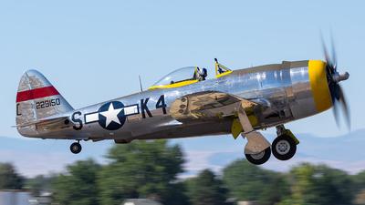 NX47DM - Republic P-47D Thunderbolt - Private