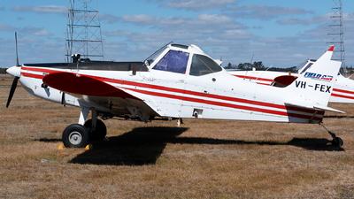 VH-FEX - Piper PA-36-300 Brave - FieldAir