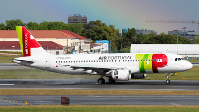 A picture of CSTNL - Airbus A320214 - TAP Air Portugal - © Aaron Vancoillie