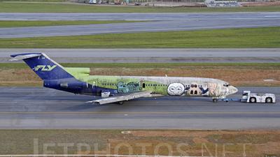 PP-JUB - Boeing 727-227(Adv) - Fly Linhas Aéreas
