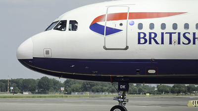 G-MEDK - Airbus A320-232 - British Airways