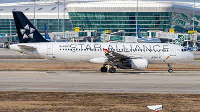 B-6297 - Airbus A320-214 - Shenzhen Airlines