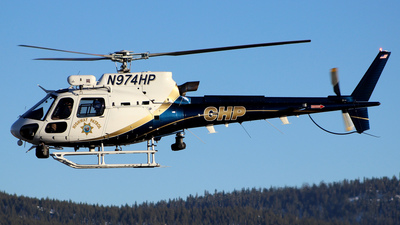 N974HP - Airbus Helicopters H125 - California Highway Patrol