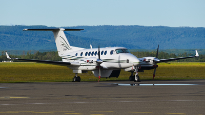 C-FAFF - Beechcraft 300 Super King Air - Sunwest Aviation