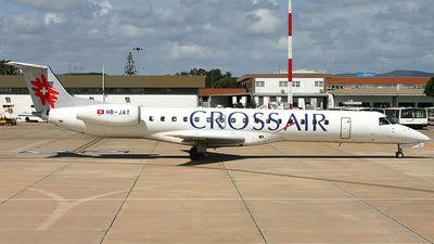 HB-JAT - Embraer ERJ-145LU - Crossair