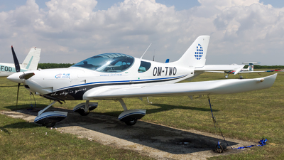 OM-TWO - Czech Sport Aircraft PS-28 Cruiser - Private