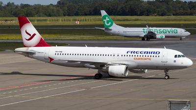 9H-FHB - Airbus A320-214 - Freebird Europe