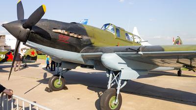 RA-2783G - Ilyushin Il-2m3 - Private