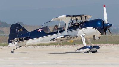 VH-TYJ - Pitts 12S - Private